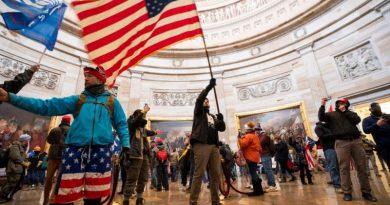 【透析】看到美國國會暴亂,你開心嗎?