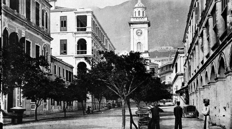 【中國歷史】香港不是殖民地