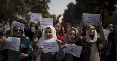 【World】Taliban Replaces Women's Ministry: The Uncertain Future of Women in Afghanistan