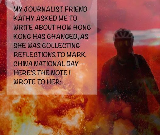 Nury Vittachi: How has Hong Kong changed?